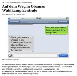 Screenshot vom 29.02.2012